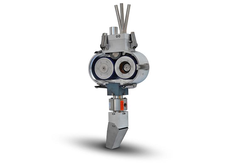 Fibre Chopping Machines For Preform Application Van Der